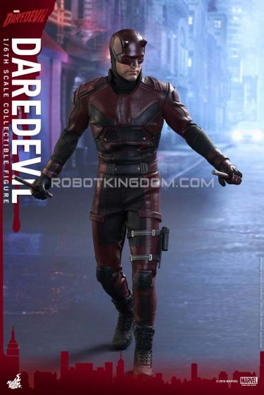 Hot Toys TMS003 1/6th scale Daredevil. Preorder! Available in 3rd Quarter 2017.