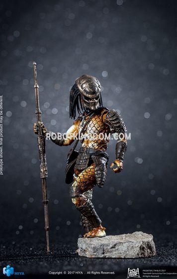 Hiya Toys L0023 Predator 2: Stalker Predator. Available Now!