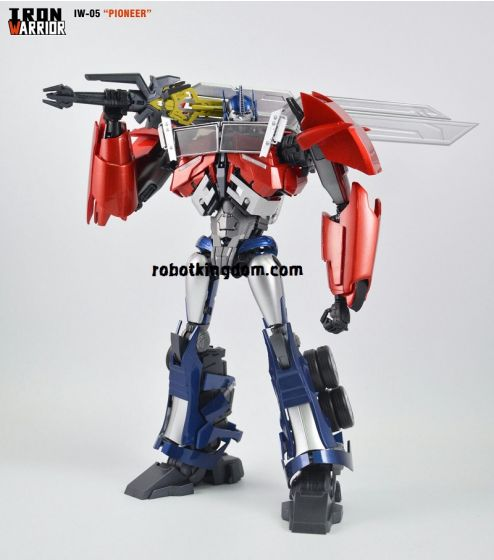 Iron warrior IW-05 Pioneer. Available Now!