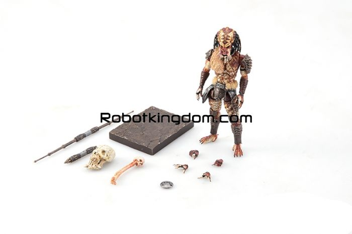 Hiya Toys L0019 Shadow Predator. Preorder. Available in 2nd Quarter 2020.