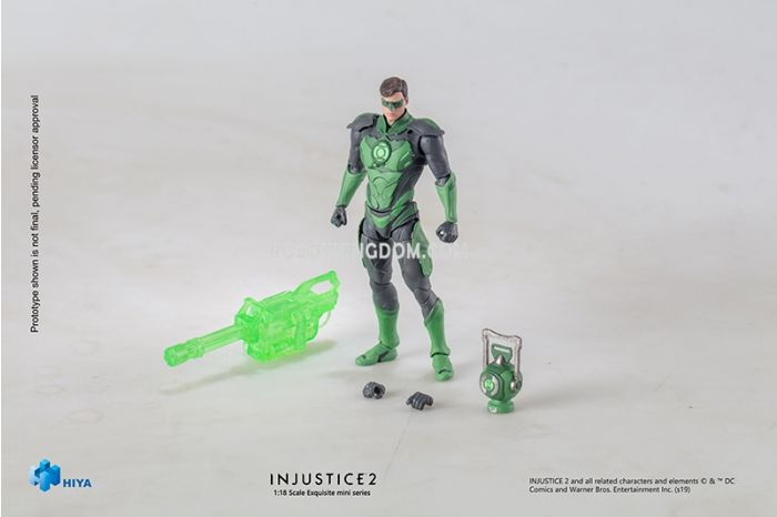 Hiya Toys LD0040 INJUSTICE 2 Green Lantern. Preorder. Available in February 2020.