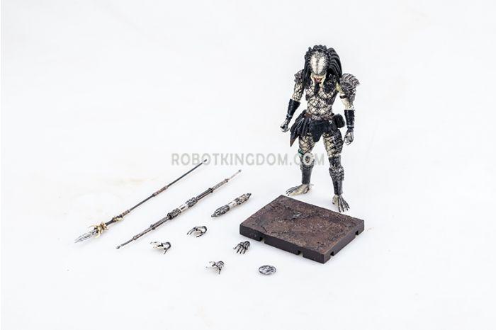 Hiya Toys L0025 Predator 2: Shaman Predator. Available Now!