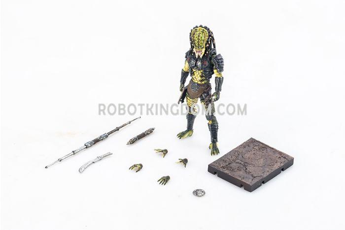 Hiya Toys L0024 Predator 2: Lost Predator. Available Now!