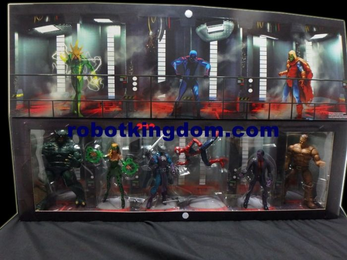 """SDCC 2016 Exclusive Marvel 6"""" Spiderman Boxset. Pre-Order! Start shipping on 3rd August 2016!"""