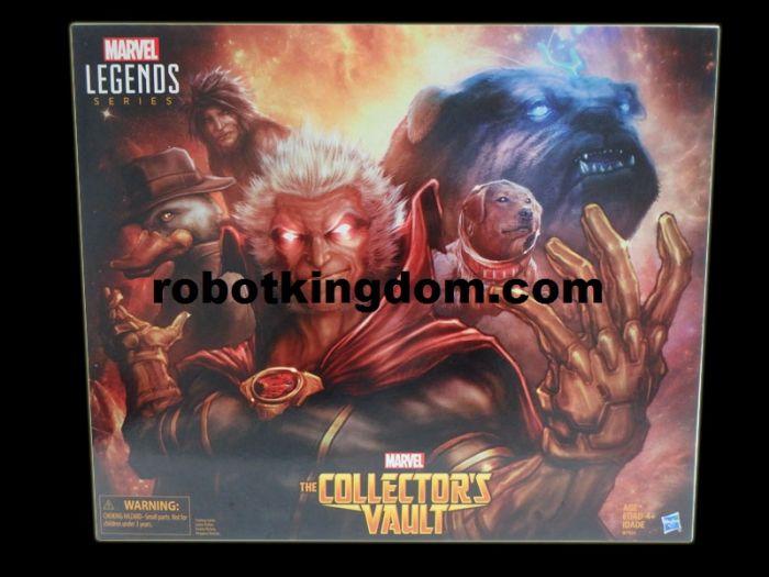 SDCC 2016 Exclusive Marvel Marvel 3.75 Collector's Vault.