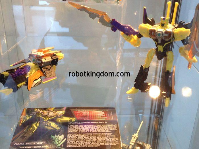 Transformers Botcon 2014 -  Pirates Hunter and Brimstone  2-Pack