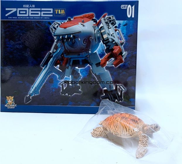 Mechanic Toys G01 Jiaolong deep-sea manned submersible. Available Now!