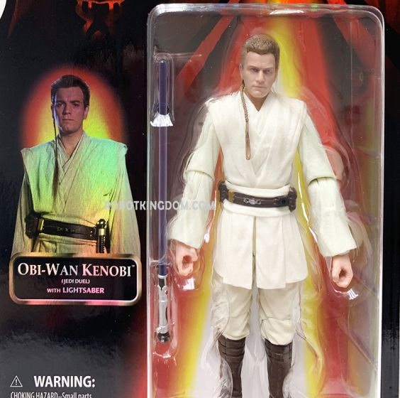"Star Wars CELEBRATION CONVENTION EXCLUSIVE 6"" OBI WAN KENOBI. Available Now! Very Limited Restock!"