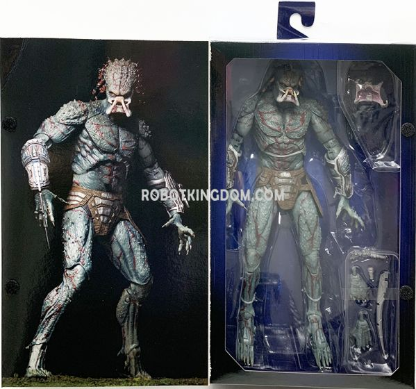 "NECA Predator (2018) - 7"" Scale Action Figure - Deluxe Armored Assassin Predator. Available Now!"