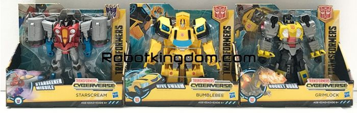 Transformers ACTION ATTACKER 20 AST W1 case of 4. Available Now!