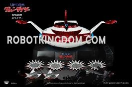 King Arts Diecast Scene Series KSS015 SPAZER. Available Now!