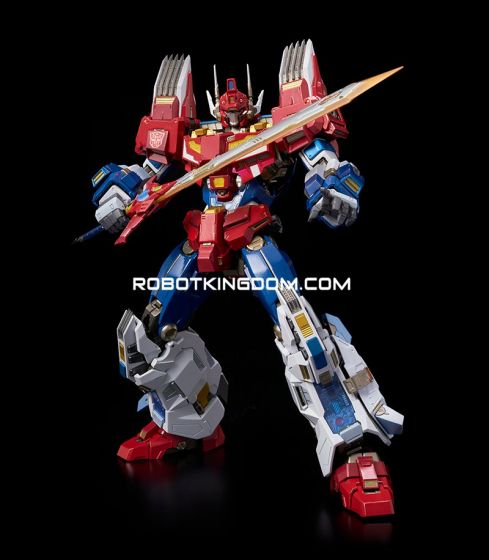 Flame Toys : Transformers Star Saber. Available Now!