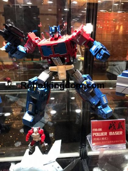 FANS HOBBY MB-06 POWER BASER (without first production gift). Available Now!