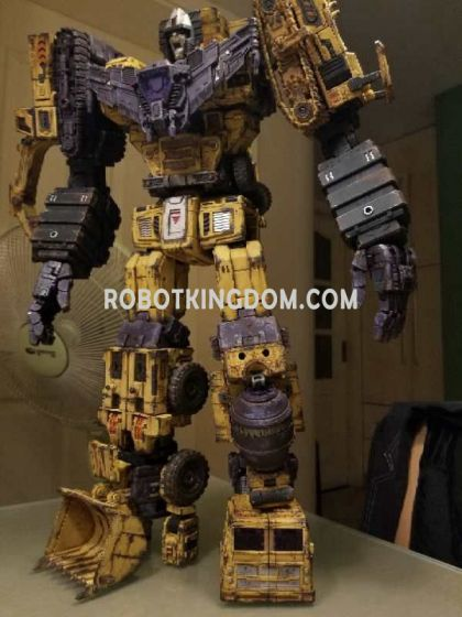 Toyworld TW-C07F Constructor. Available Now!