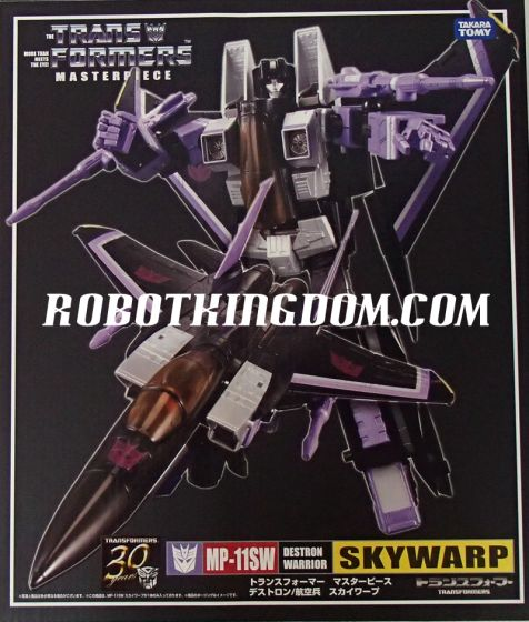 Takara Transformers Asia Exclusive Masterpiece MP-11SW Skywarp. Warehouse found!