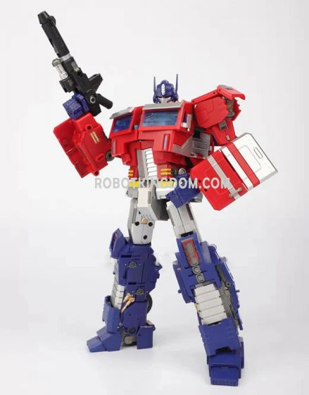 Generation Toy - GT-03 (Red). Available Now!
