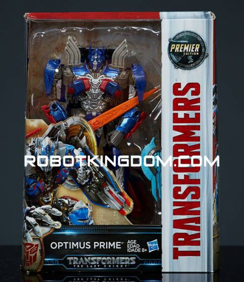 Transformers Movie 5 -The Last Knight Premier Voyager Optimus Prime. Available Now!