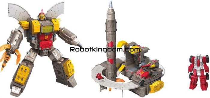 Transformers 2019 Siege of Cybertron TITAN OMEGA SUPREME. Available Now!