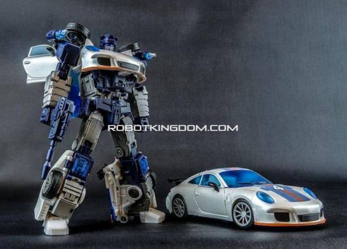 Generation Toy GT-4 J4ZZ. Available Now!