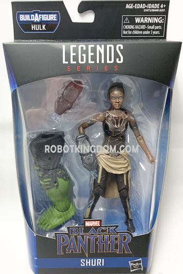 "Hasbro Avengers Endgame Marvel Legends 6"" Shuri. Available Now!"