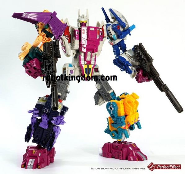 Perfect Effect PC-24 Upgrade Set for POTP Abominus. Available Now!