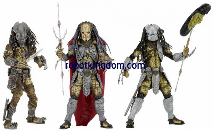 "Predator - 7"" Scale Action Figure - Series 17 Assortment. Preorder! Available in 1st quarter 2018."