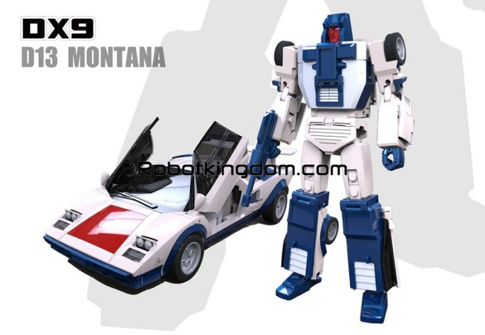 DX9 D13 MONTANA. Available Now!