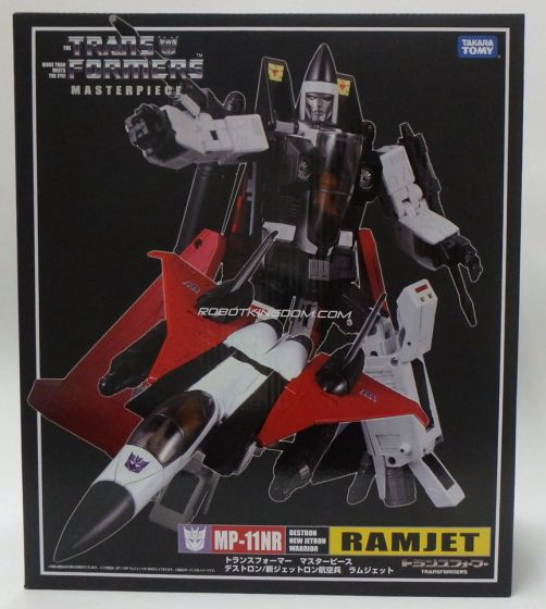 Takara Tomy Mall Exclusive Transformers Masterpiece MP-11NR Ramjet. Last Piece! (All box opened for defects inspection, no more MISB)