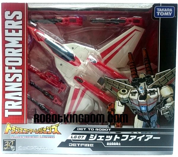 Transformers Legends LG-07 Jetfire. Available Now!