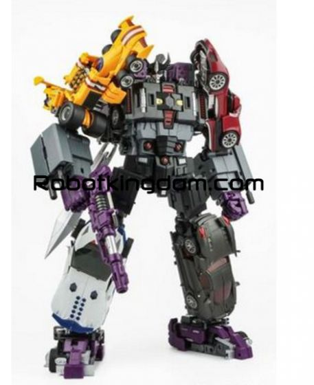 TransFormMission TFM Havoc Set of 5. Available Now!