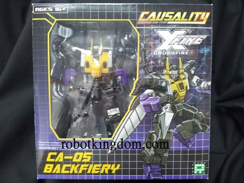 Fansproject Causality CA-05 Backfiery.