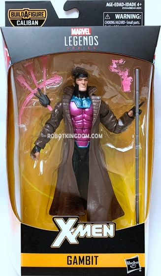 "Marvel Legends X-Men 6"" Gambit. Available Now!"