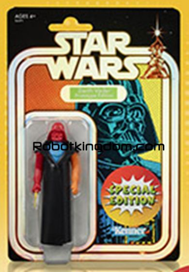 Hasbro SDCC 2019 Exclusive SW RETRO E4 DARTH VADER PROTOPOP. Restock from secondary market. Available Now!