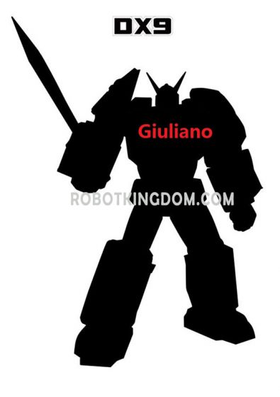 DX9 D17 Giuliano. Preorder. Available in 1st Quarter 2020.
