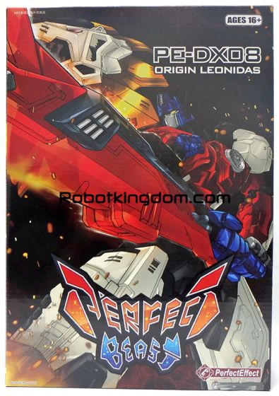 Perfect Effect PE-DX08 Origin Leonidas. Start Shipping Now!