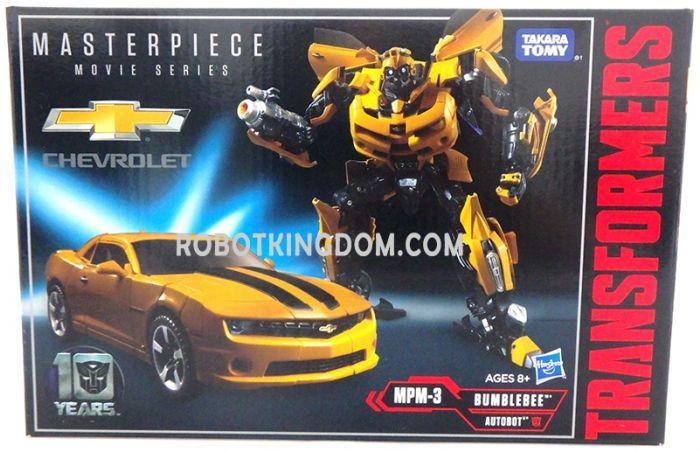 Hasbro Transformer Movie 5 The Last Knight – Masterpiece Movie Series MPM-3 Bumblebee. Available Now!
