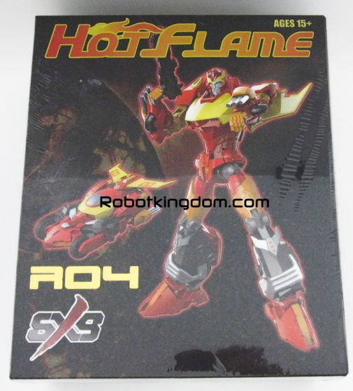SXS-R04 - Hot Flame. Available Now!