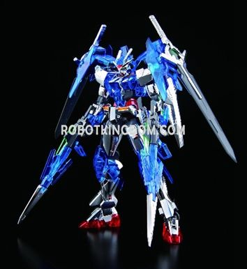 Hong Kong Gundam Dock III HGBD 00 DIVER ACE FULL COLOR COATING Ver.. Preorder. Available in late August.