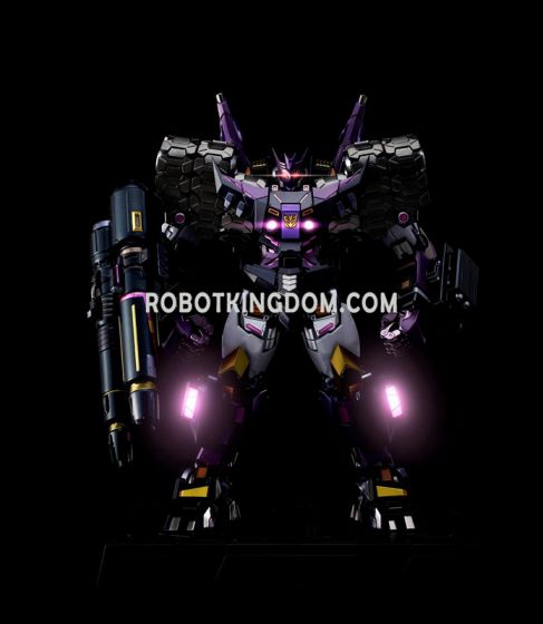 Flame Toys : Transformers TARN. Available Now!
