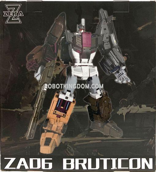 Zeta Toys ZA-06 BRUTICON. Available Now!