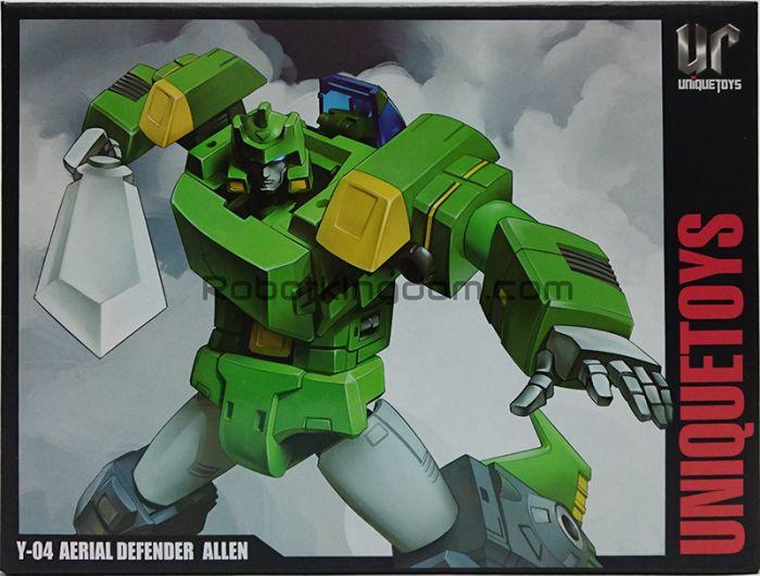 Unique Toys Y-04 Allen. Available Now!