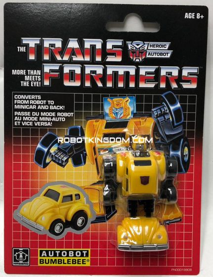 Exclusive Transformers G1 Legion COLLECTION PACK Bumblebee. Available Now!