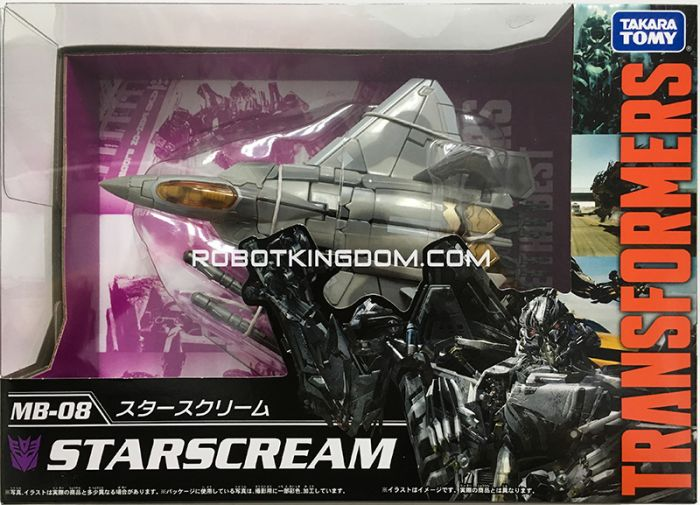 Takara Transformers Movie 10th Anniversary Reissues MB-08 – Starscream. Available Now!