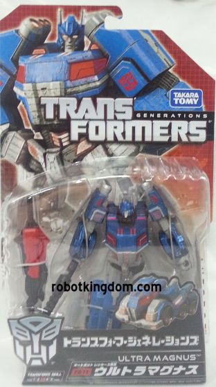 Transformers Fall of Cybertron TG-11 Ultra Magnus. Available Now!