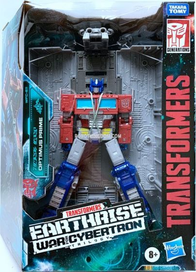Transformers Generations Earthrise Leader OPTIMUS PRIME. Available Now!
