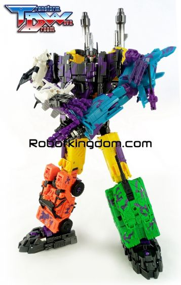 Transform Dream Wave TCW-01G Upgrade Set. Available Now!