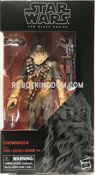 "TARGET Exclusives Black Series 6"" Solo: A Star Wars Story Chewbacca. Available now!"