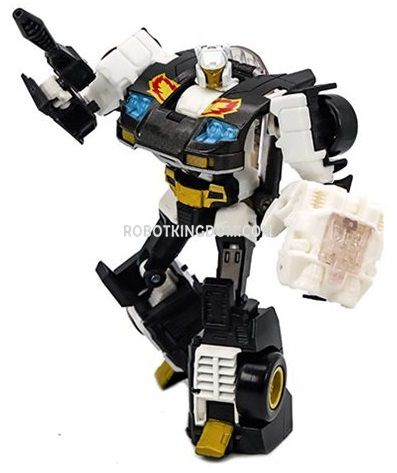 Transformers Exclusives Generations Selects Ricochet – Stepper. Available Now!