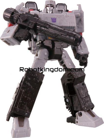 Transformers SIEGE SG-13 Megatron. Available Now!
