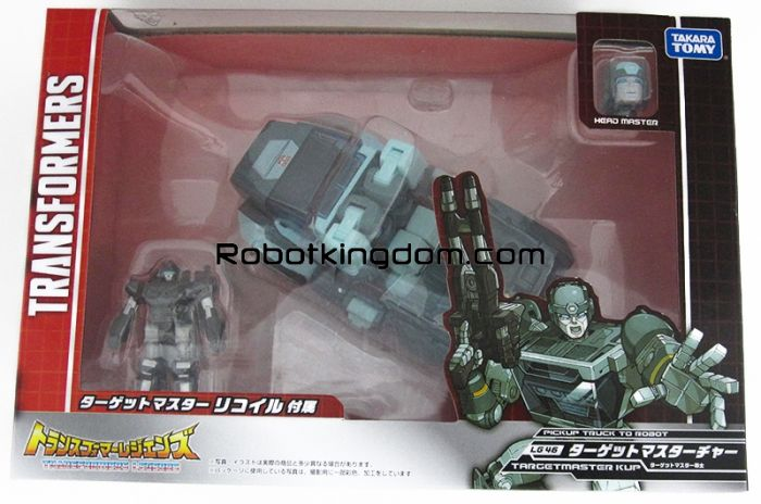 Transformers Legends LG-46 Target Mastercher. Available Now!